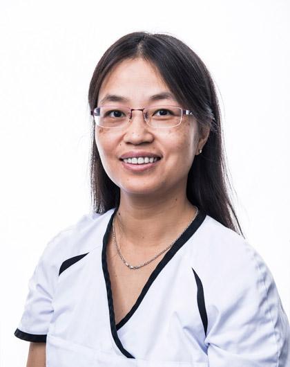 Leg tandläkare/Med Dr Sci